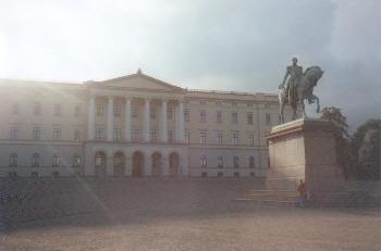 K�nigsschlo� in Oslo