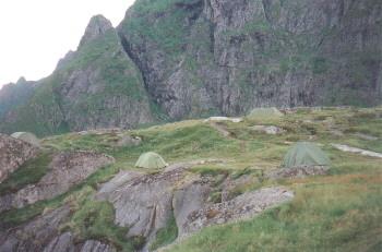 Campingplatz in �