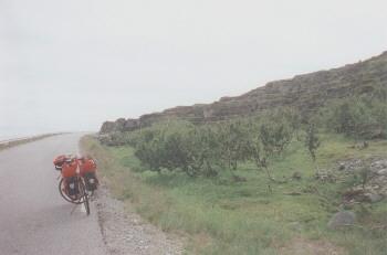 Landschaft auf Mager�ya